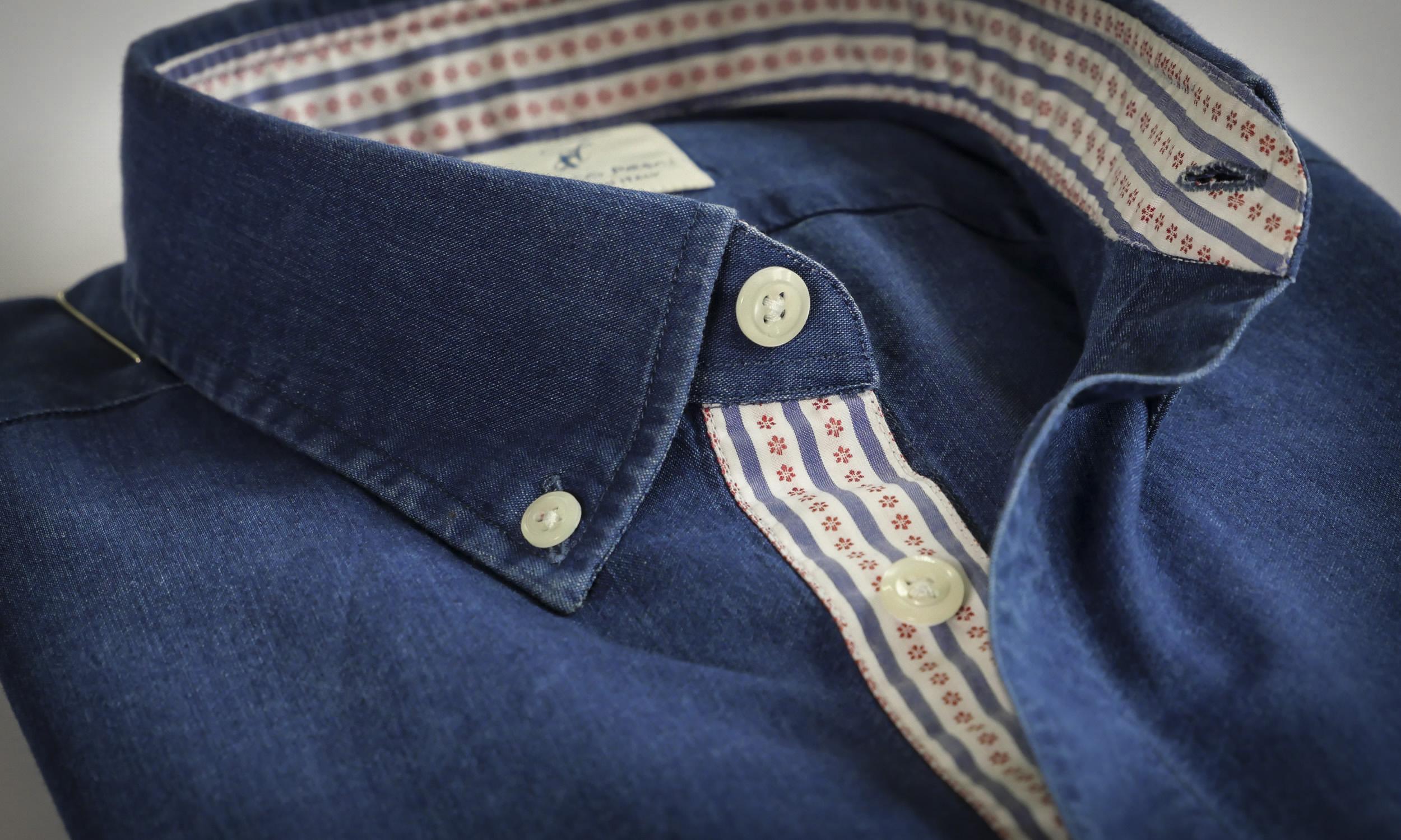 new style 2ae76 12078 Produzione camicie conto terzi